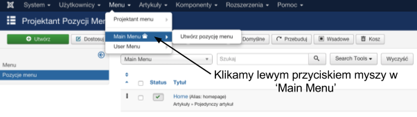 Joomla - krok 10