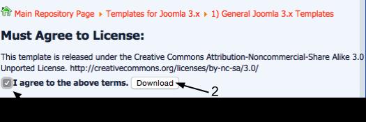 Joomla - krok 5