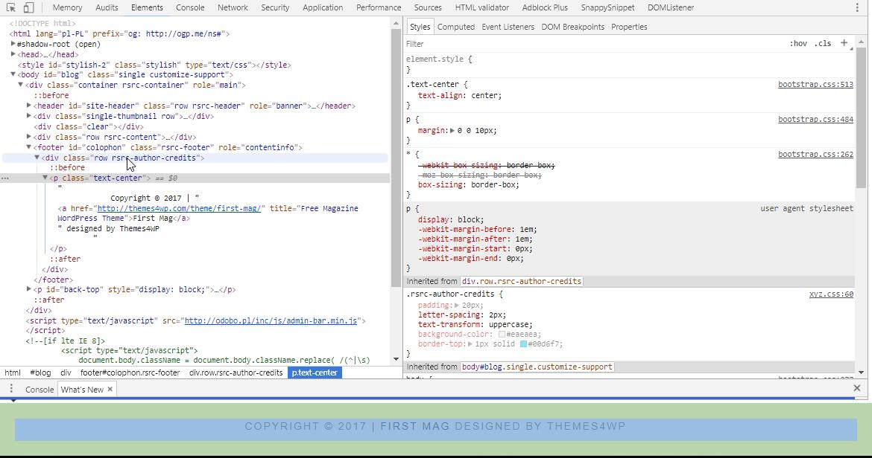 Firstmag-footprint-developer-tools